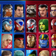 Marvel vs. Capcom Infinite\u0027s launch roster has been fully revealed