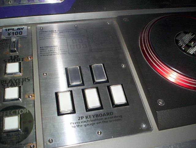 Beatmania_controls
