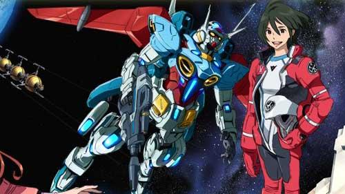 『ガンダム Gのレコンギスタ』は10月放送開始&公式サイトオープン! 富野監督「元気のGだ!」