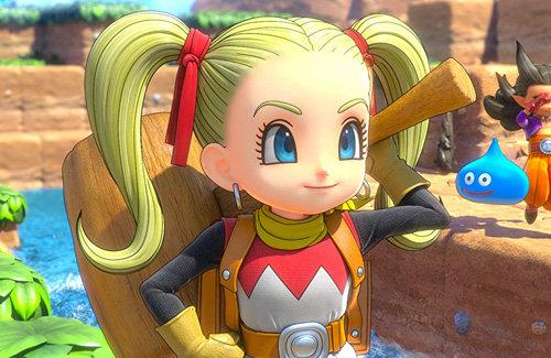 PS4-スイッチ『ドラゴンクエストビルダーズ2』一部オンライン機能はクロスプラットフォーム対応!DLC第一弾は開発内でほしいと思ったものに