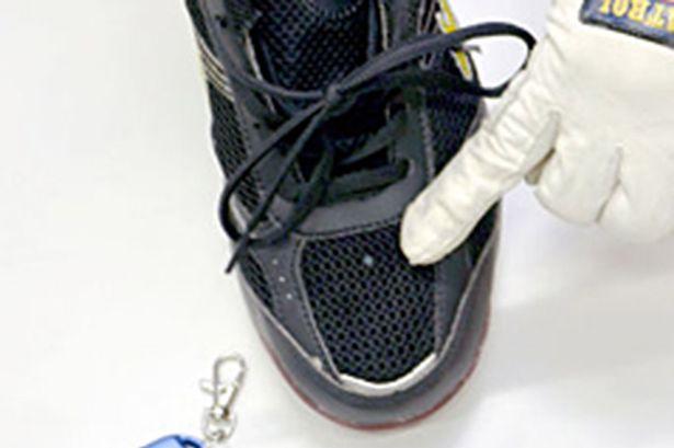 Shoe-Camera