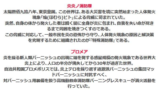 超悲報】盗作被害疑惑後に放送されたTVアニメ『炎炎ノ消防隊