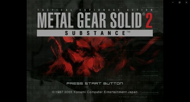 MetalGearSolid2