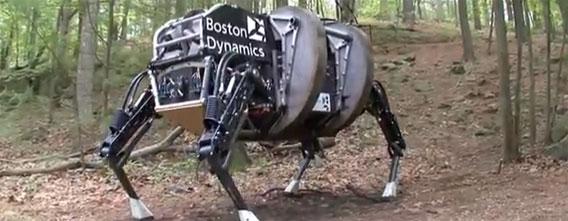 ソフトバンク、最強ロボット開発...