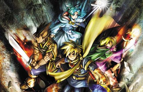 【噂】任天堂のRPG『黄金の太陽』スイッチで復活か!?スマブラの有名リーカーが情報投下