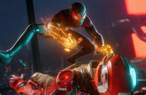【朗報】PS5版『スパイダーマン:マイルズ・モラレス』60fpsレイトレーシングモード追加!さらにグラフィックが進化してしまう