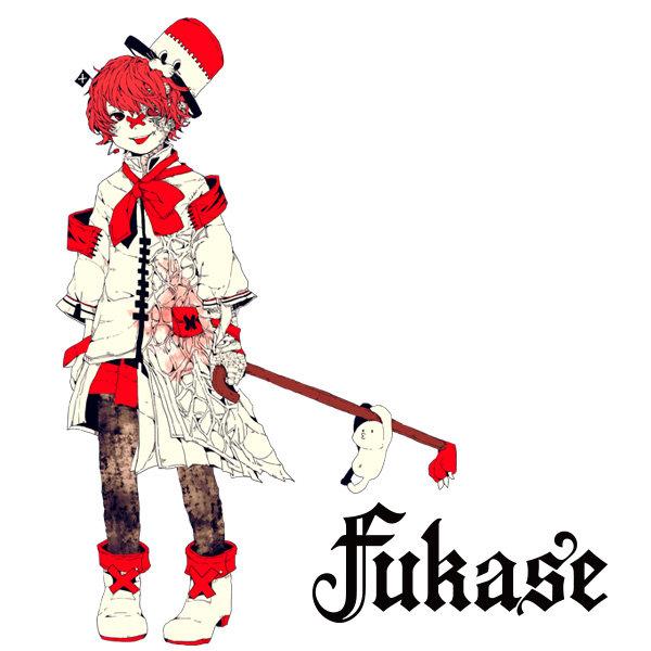 fukase_character_logo