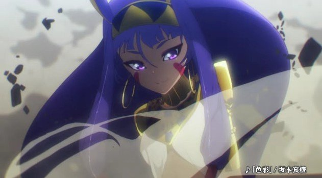 『FateGO』第六章配信は7月下旬!褐色かわいい新キャラや円卓の騎士が登場するアニメCMも来たぞ!!の画像