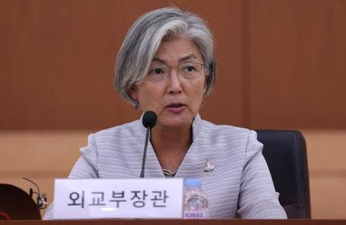 【韓国外交官セクハラ疑惑】康京和長官「文在寅大統領を心地悪くさせて恐縮。でも被害者のニュージーランドには謝らない」