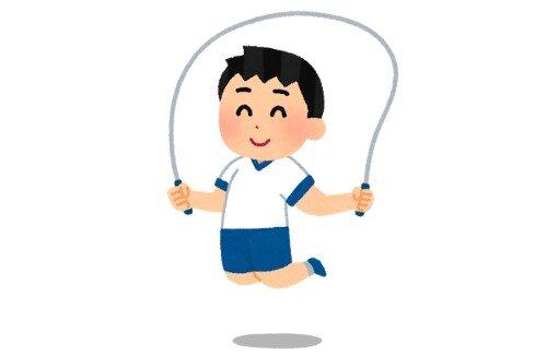 息子が縄跳び名人に色々アドバイスしてもらった結果、二重跳びが出来た! → 衝撃の事実が発覚してしまう…
