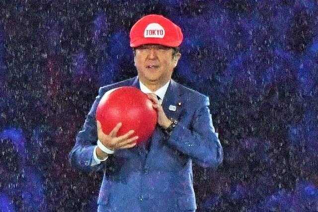 【国家総動員】安倍前首相「東京五輪はオールジャパンで対応すれば何とか開催できると思う」