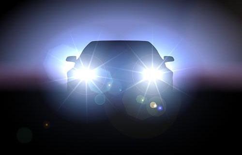 【あおり運転】後ろを走る車のハイビームに腹を立てた48歳男、車を転回させて来た道を逆走、相手の車に突っ込む
