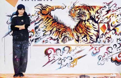パクリ絵師として大炎上した勝海麻衣さん、騒動後初のメディア出演。パクられ側から許されたことも明かす