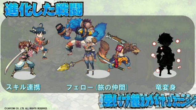 Capcom анонсировала Breath of Fire VI | Онлайн анонс rpg Online