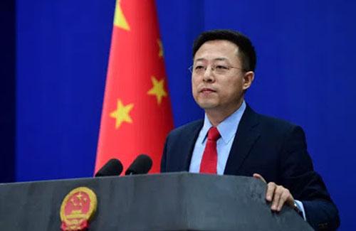 民主派・周庭さん逮捕、日本の懸念に中国外務省が反発「いかなる外部勢力の内政干渉も許さない」