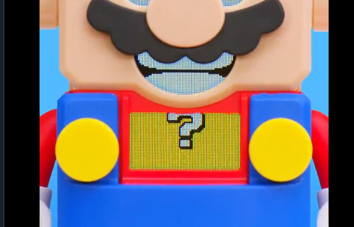 レゴとマリオがついにコラボ!!ニンテンドーダイレクトで詳細が発表される模様