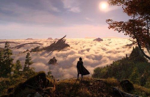 スクエニの松田社長「『プロジェクトアーシア』は、世界を自由に動き回れるオープンワールド。『PS5』は映像の技術が格段に向上している」