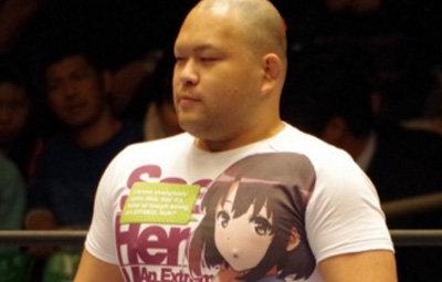 地上最強のラブライバー・岡倫之さんが新日本プロレス入り! 「厳しい修行になるためClariSの全国ツアーに行けないのが辛い…」 (´・ω・`)