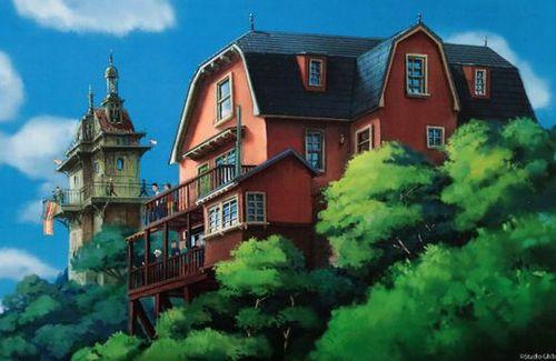 【期待】スタジオジブリ作品の大型テーマパーク『ジブリパーク』、2020年代初めに開業へ! エリアイラストも一部公開!