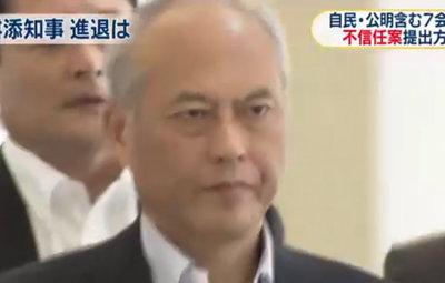 【命乞い】舛添知事「進退は9月定例議会まで待ってほしい。リオ五輪まで続けたい(泣)」
