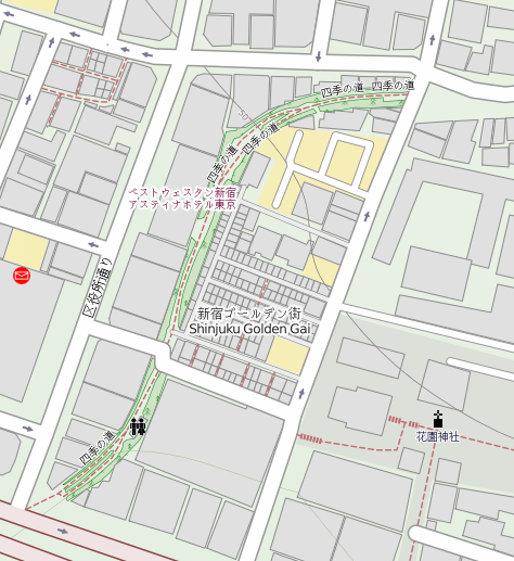 Shinjuku_Golden_Gai_map