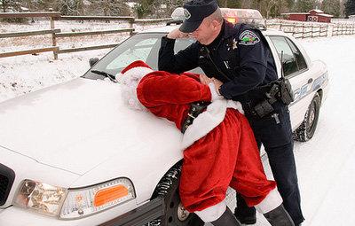 【悲報】サンタクロース、逮捕 クリスマス中止のお知らせ