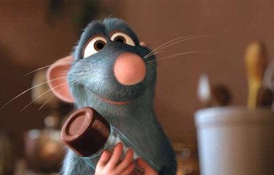 本日21時から、ディズニー映画『レミーのおいしいレストラン』が地上波初放送!見逃すな!
