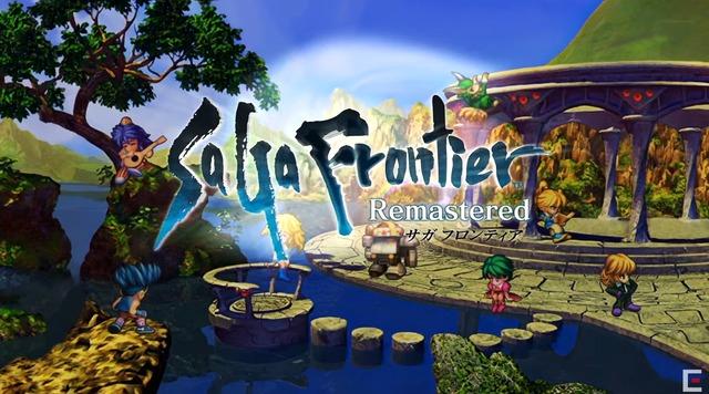 【超速報】『サガフロンティア リマスター』が2021年夏発売決定!!!幻の主人公・ヒューズ編追加や幻のイベントを追加実装