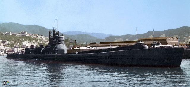 伊四〇〇型潜水艦の画像 p1_5