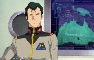 ガンダムUC episode4のブライトの声優が成田剣
