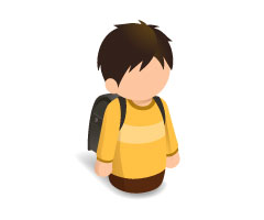 free-illustration-icon-primary-school-children-boy