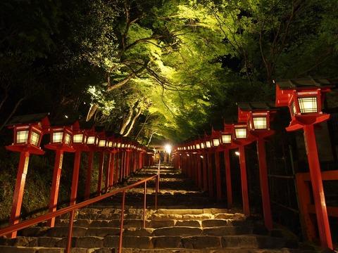 貴船神社の祭り