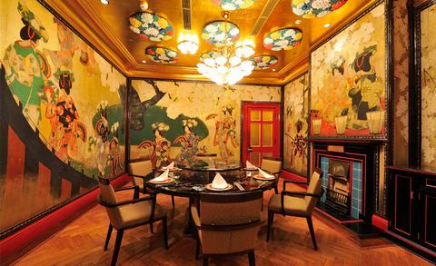 中国ホテル