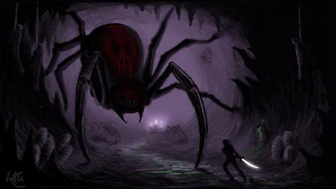 夢喰い蜘蛛