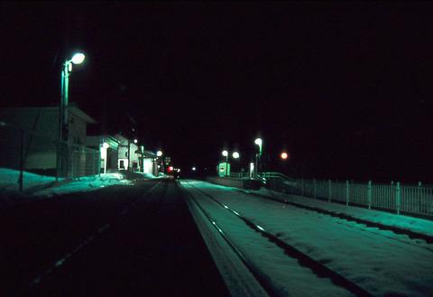 駅・電車の怖い話