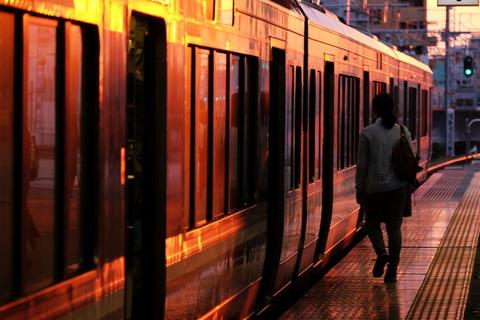 電車の時空