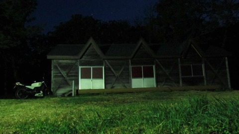 霊界の山小屋
