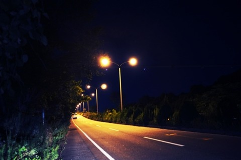 時空の道路
