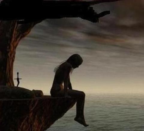 孤独の世界
