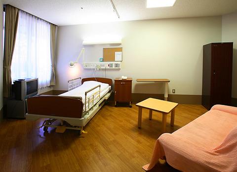 特別室の病院