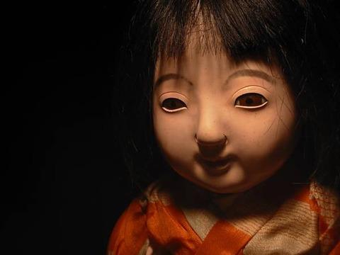 人形の乗っ取り