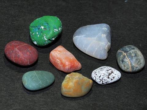 石の不思議