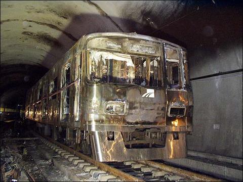 地下鉄の闇