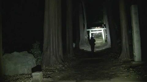 呪いの絵馬神社