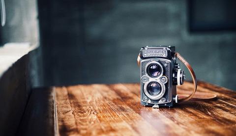 拾ったカメラ