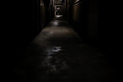 恐怖のアパート