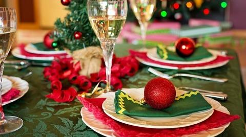 秘密のクリスマスパーティー