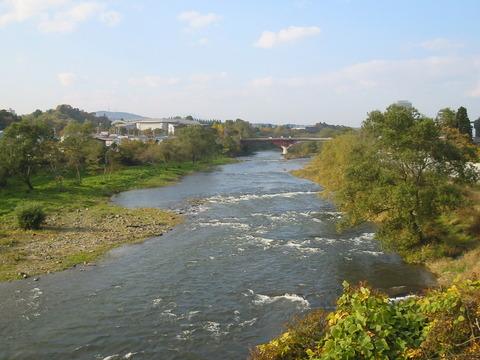 川との因縁