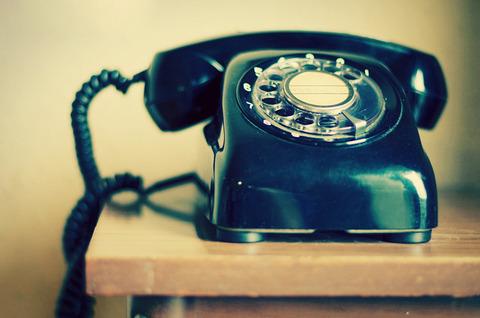 時空の電話連絡