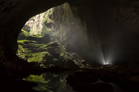 地獄の洞窟